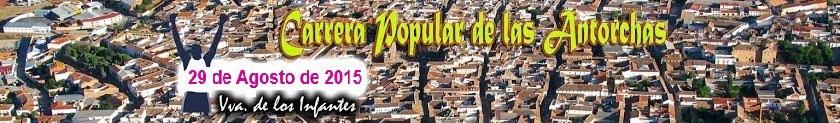 XIII Edición de la Carrera Popular de las Antorchas