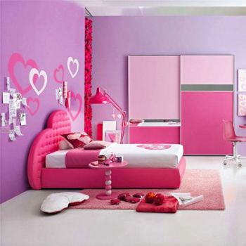 Fashion news how to decorate a young girl s room - How to decorate a girl room ...