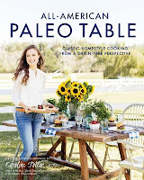 Review: All-American Paleo Table by Caroline Potter