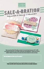 Extra Sale-A-Bration producten