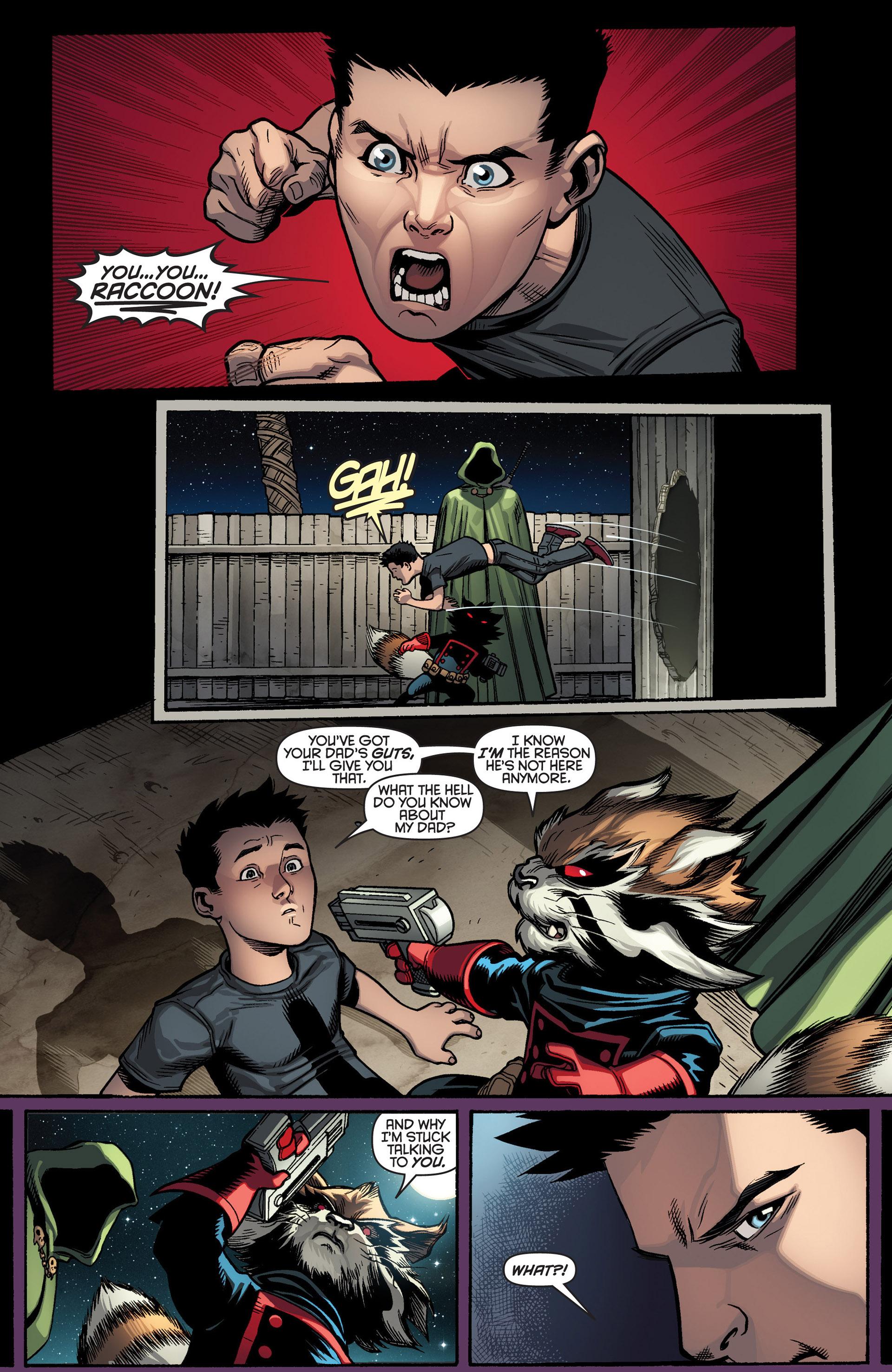 Nova (2013) - Chapter  3 | pic 12
