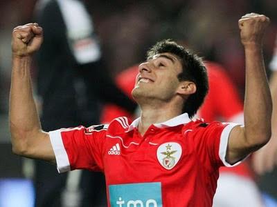 Sálvio é essencial na equipe do Benfica