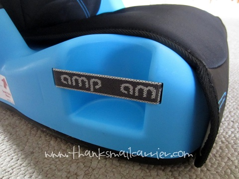 Evenflo Amp cup holders