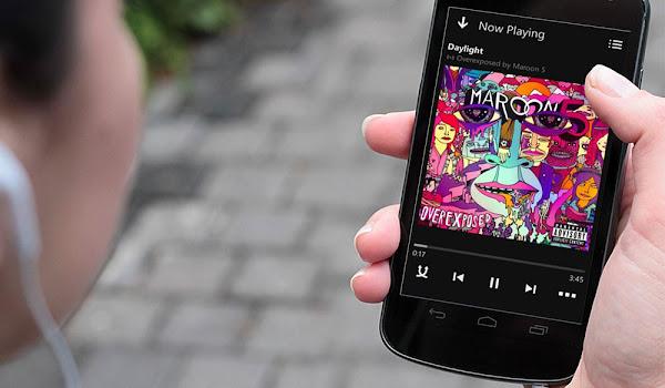 Android için En iyi Müzik Çalar Uygulamaları