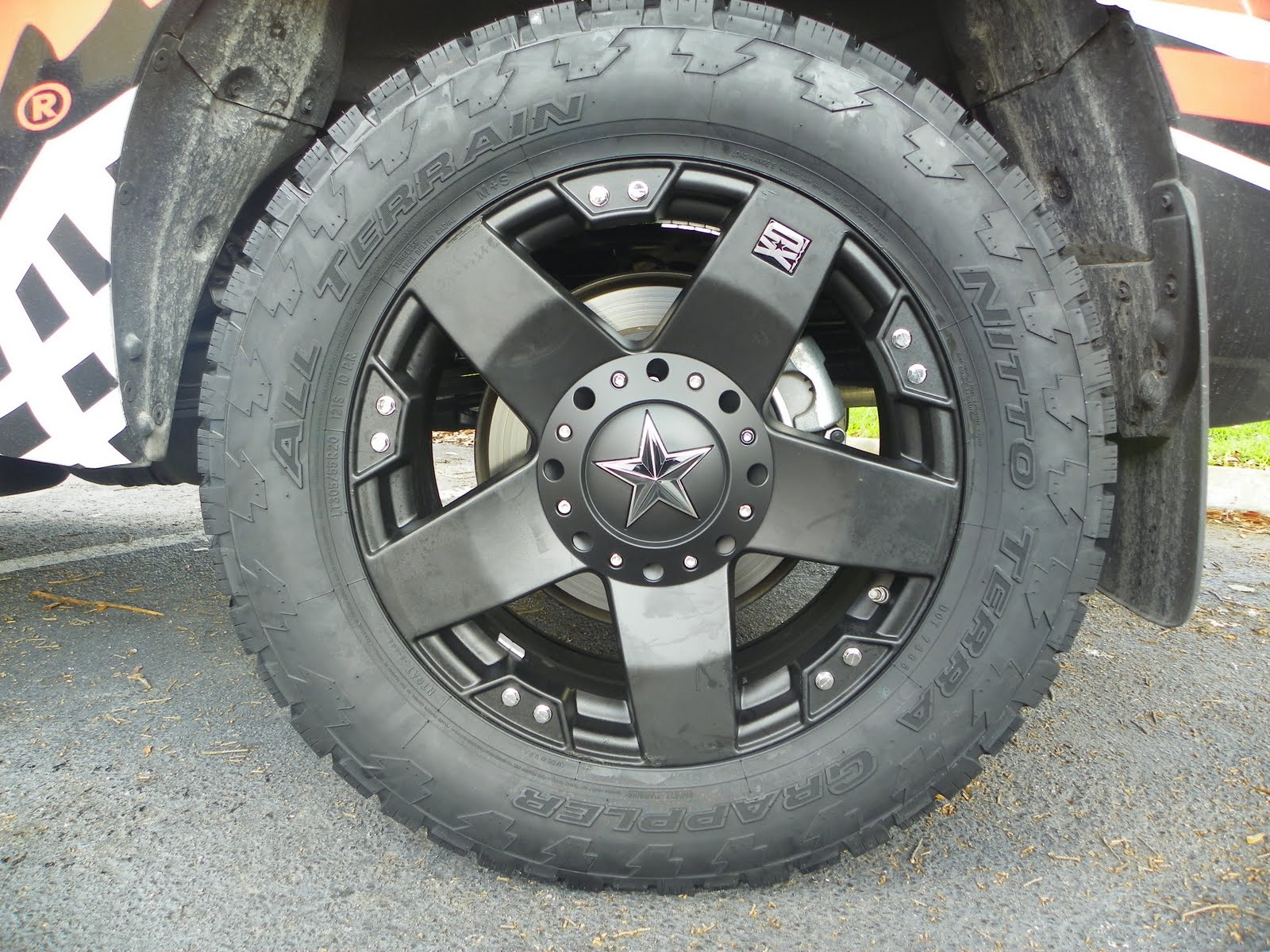 GWT Motoring - Wheels, Tires & More!!!: 2010 Toyota Tundra