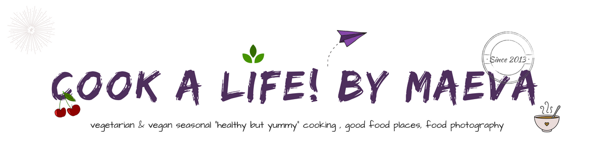 Cook A Life! by Maeva... in English