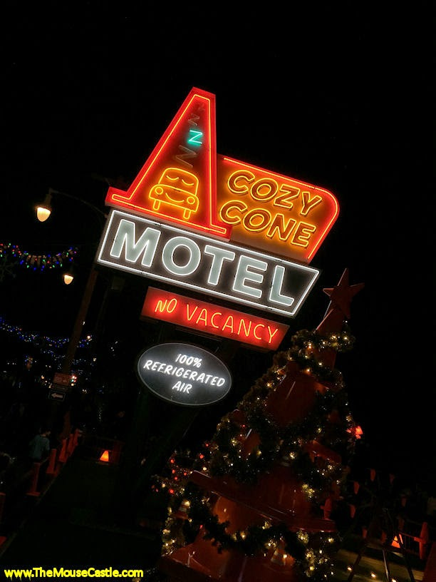 The Cozy Cone Motel