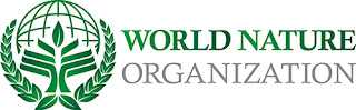 logotipo world nature organization