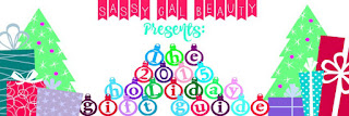 #Sassyholidays Gift Guide