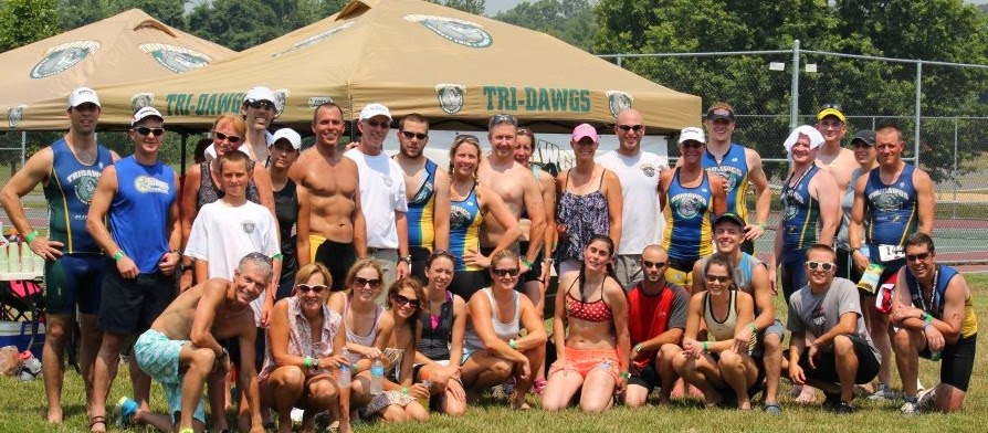 Delaware Swim & Fitness Tri-Dawgs