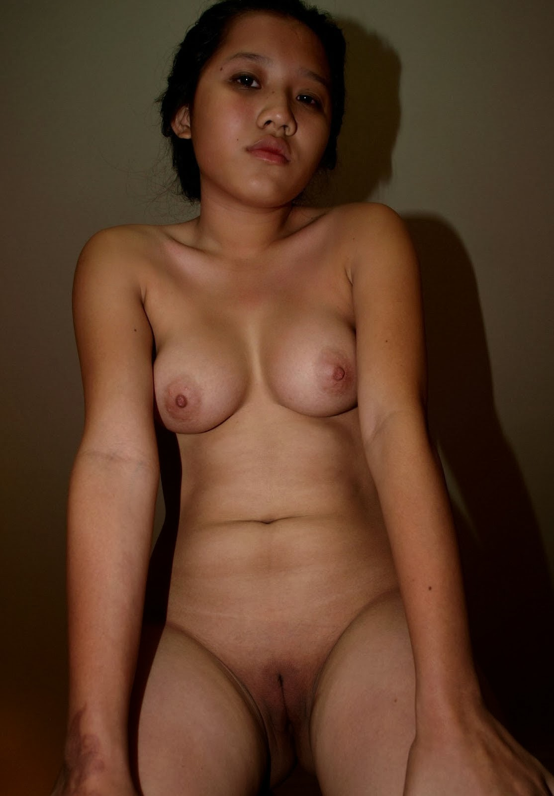 Indonesian cute naked girls something is