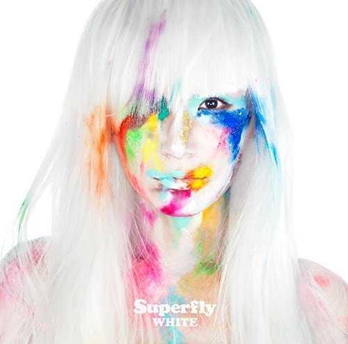[Album] Superfly – WHITE (2015.05.27/MP3/RAR)