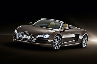 Audi R8 Spyder specification
