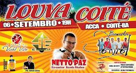 Louva Coité 2014 em Conceição do Coité-BA.