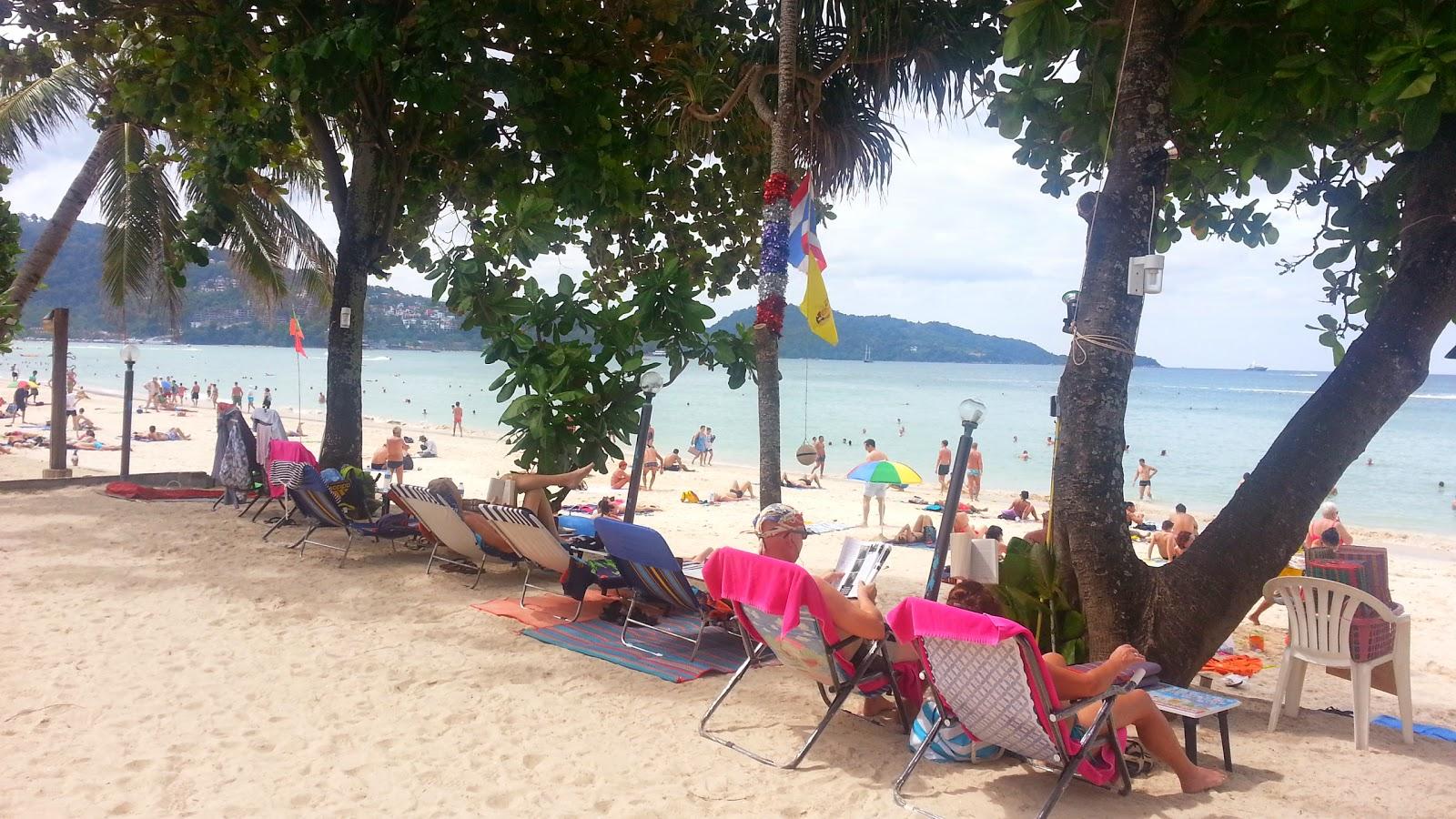 Patong Beach - December 2014