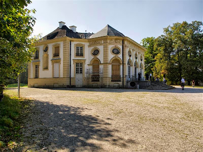 Badenburg del Palacio de Nymphenburg