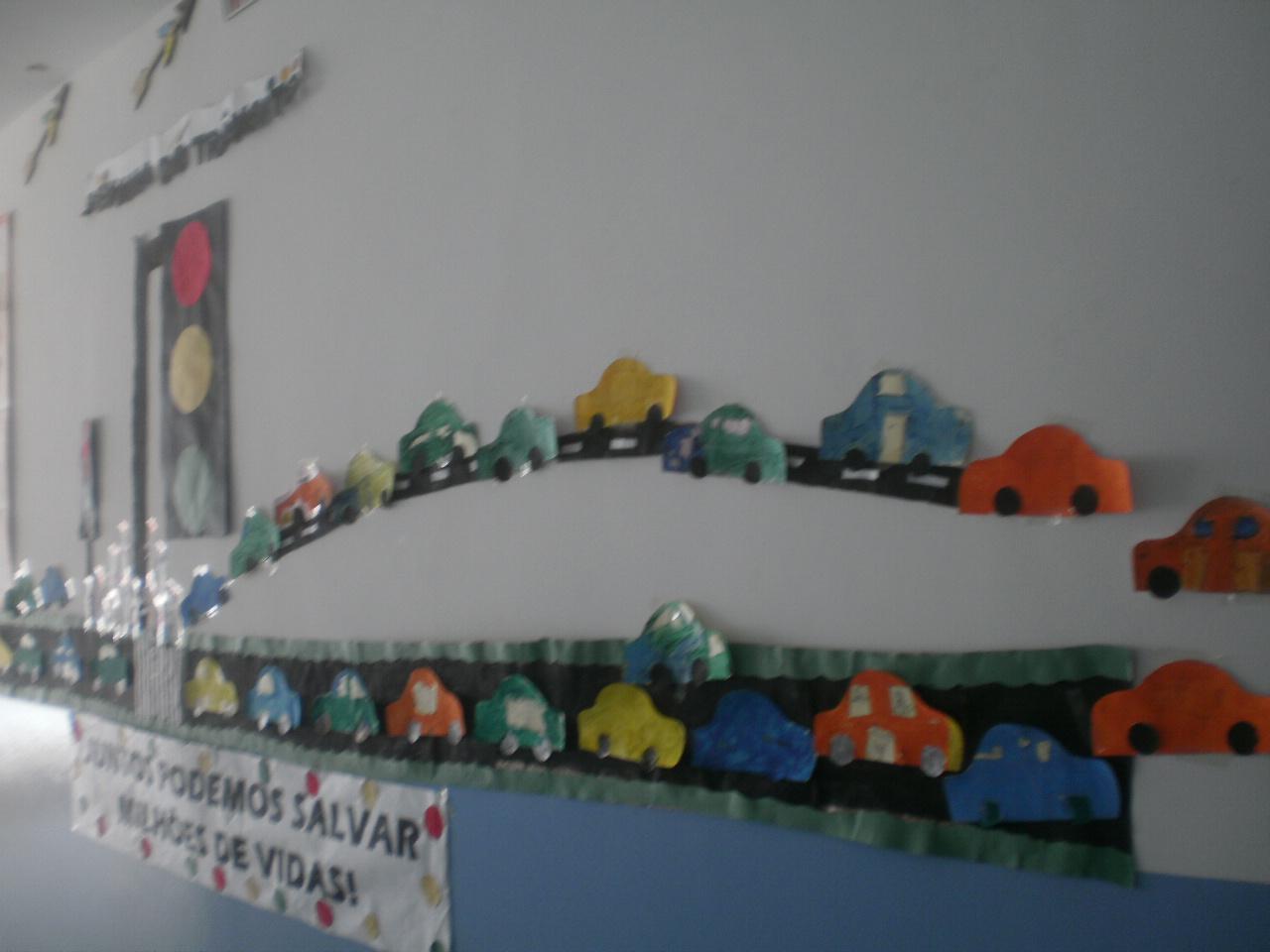 Well-known A Arte de Ensinar - Educação Infantil: SEMANA DO TRÂNSITO DZ07