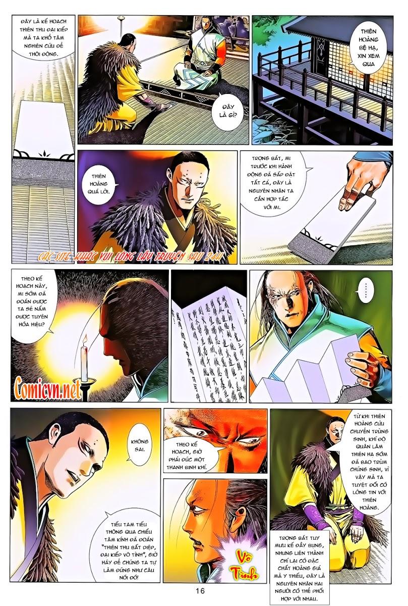 Phong Vân chap 643 Trang 16 - Mangak.info