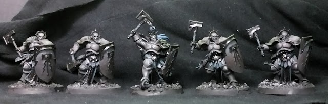 What's on your table: Stormcast Eternals