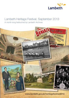 Lambeth Heritage Festival 2013 on vassallview.com