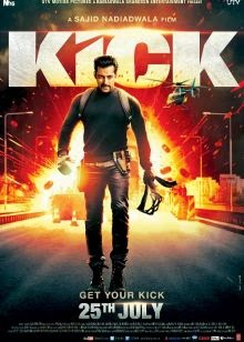 Now Showing kick 2014 salman khan