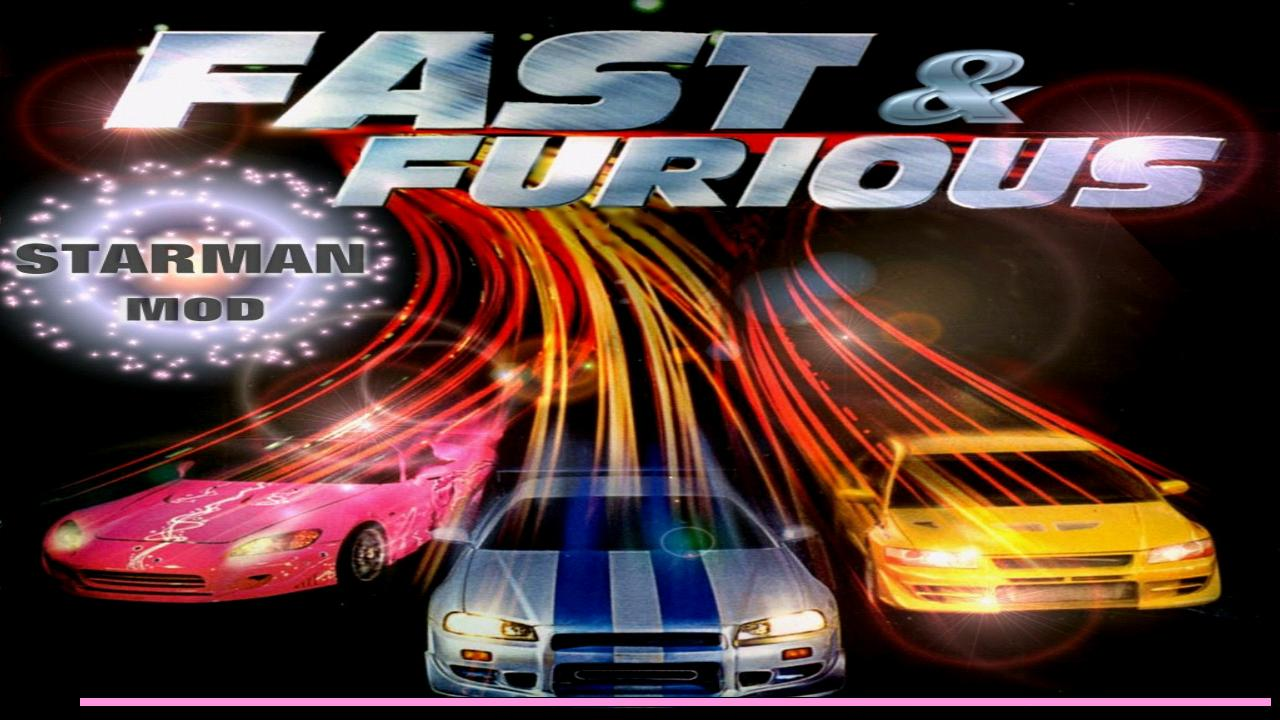 GTA Vice City Fast & Furious PC Game