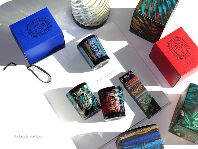 Diptyque Candles Holiday © 2015 The Beauty Look Book