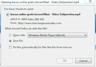 Cara Download Video Dailymotion
