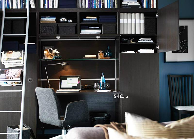 por este motivo este post dedicado aos escritrios para espaos pequenos as sugestes so da ikea