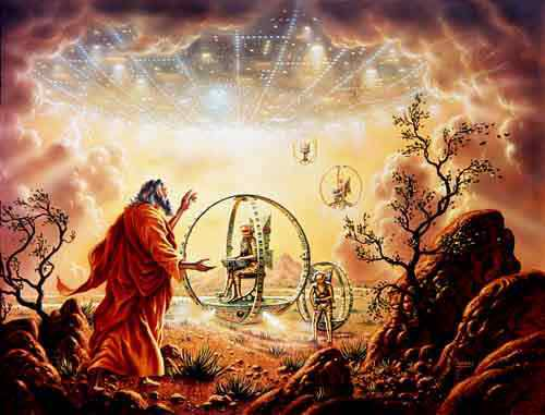 UFO: Close Encounters of the Biblical Kind