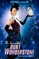 Olivia Wilde The Incredible Burt Wonderstone Poster