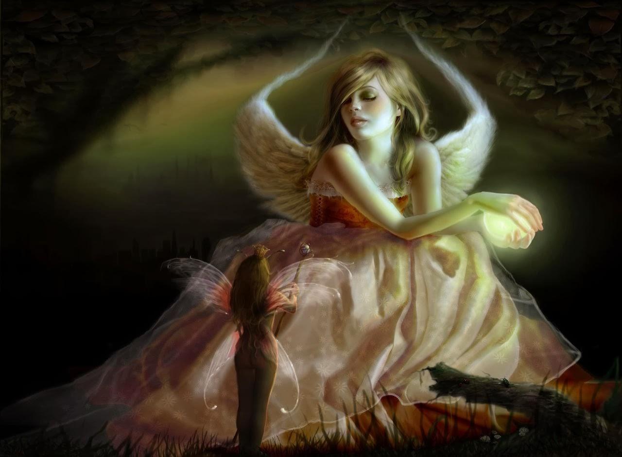 Beautiful Fantasy Fairy Hd Wallpapers Fine Food