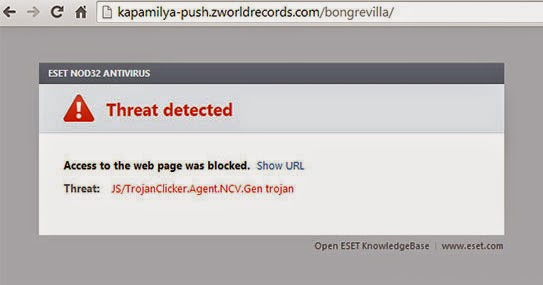 Revilla death hoax virus