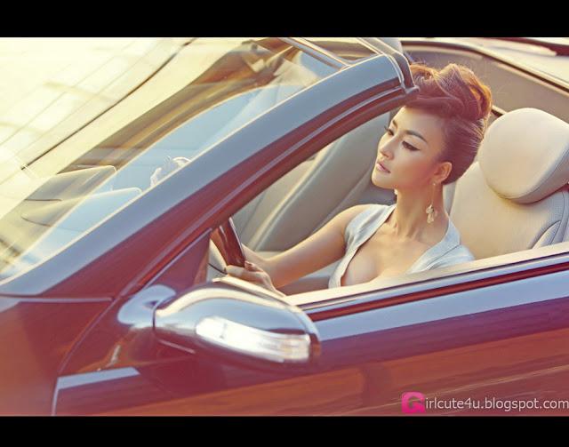 Yi-Yan-Mercedes-05-very cute asian girl-girlcute4u.blogspot.com