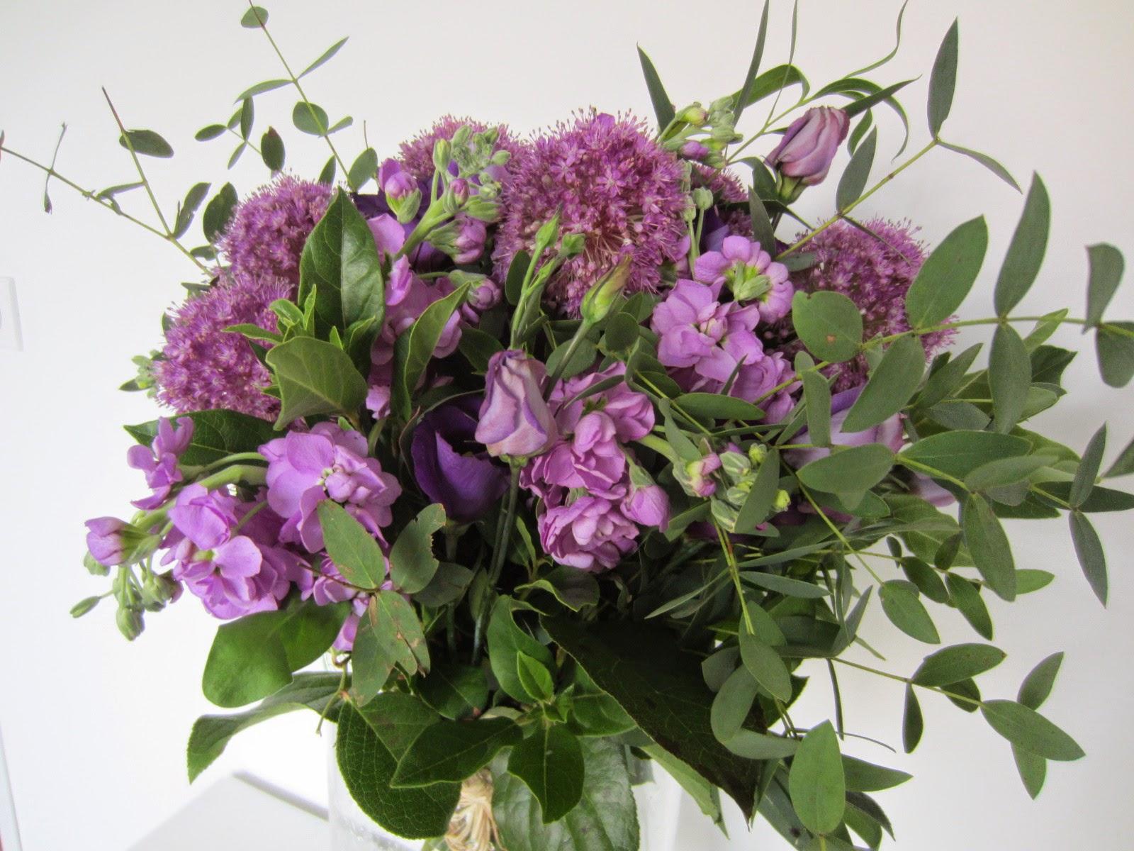 la petite boutique de fleurs bouquet d 39 anniversaire inspiration color e. Black Bedroom Furniture Sets. Home Design Ideas