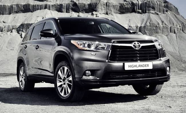 2017 Toyota Highlander Refresh