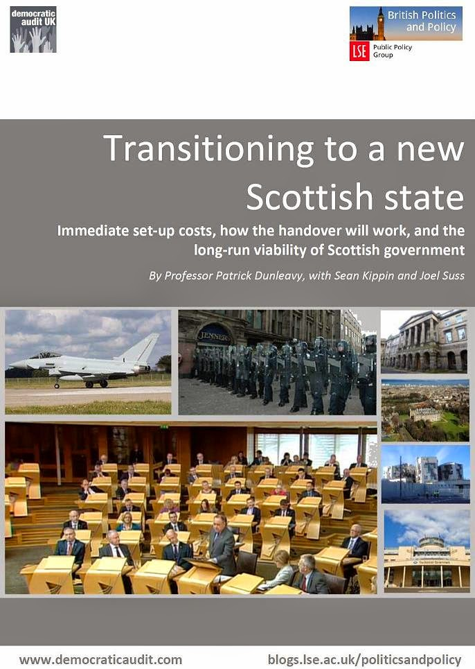 Transition to Scottish Independence