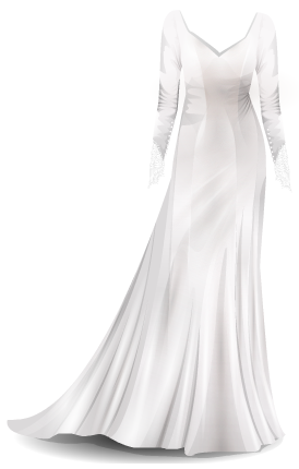 """Gratis: Vestido de novia de Bella """"Amanecer"""""""