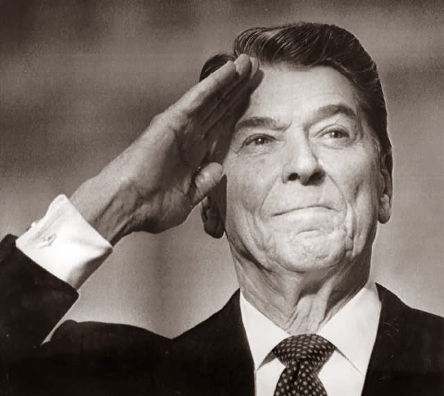 Ronald Reagan Mind Philosopher