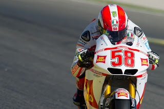 Simoncelli fastest again in FP2
