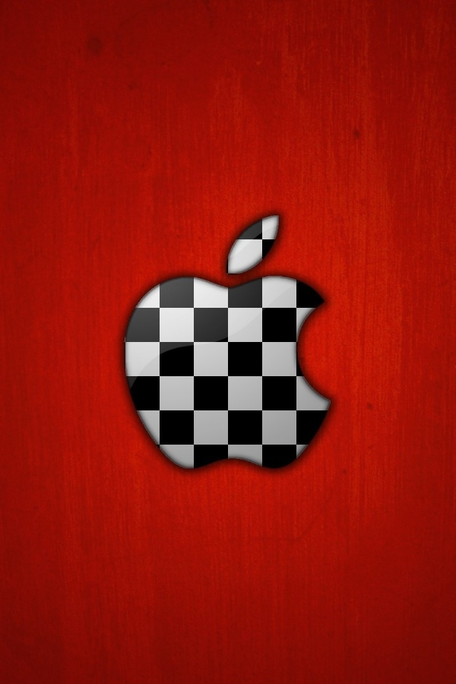 Ska Check Red Iphone 4 Wallpaper Pocket Walls Hd Iphone