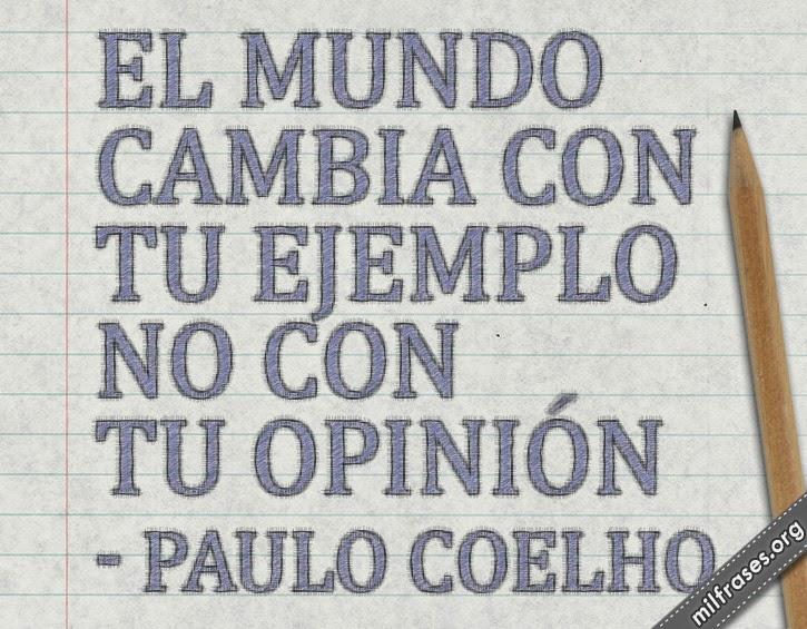 frases y libros de Paulo Coelho, novelista, periodista y dramaturgo brasileño.