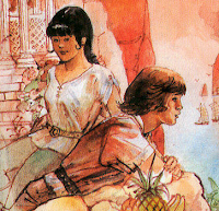 Christian en Thura