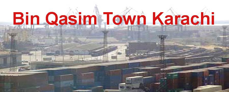 Bin Qasim Town, Karachi