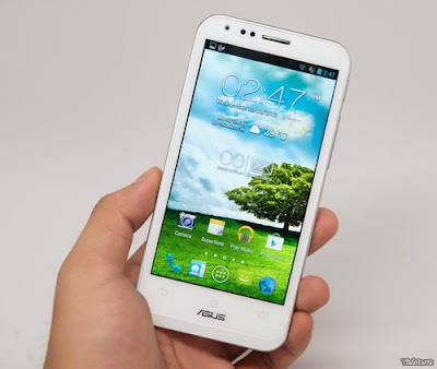 Rating ASUS Padfone 2, beautiful design, reasonable price