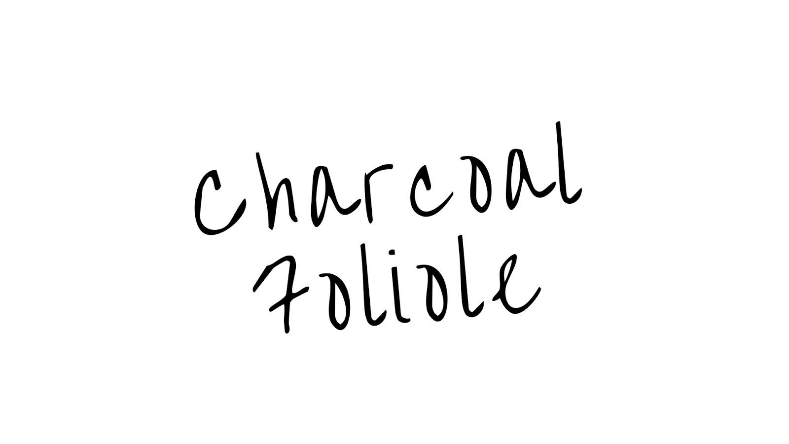 Charcoal Foliole