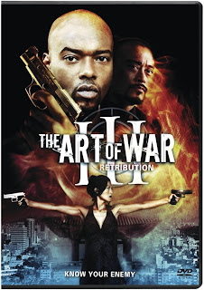 The Art of War III Retribution Movie