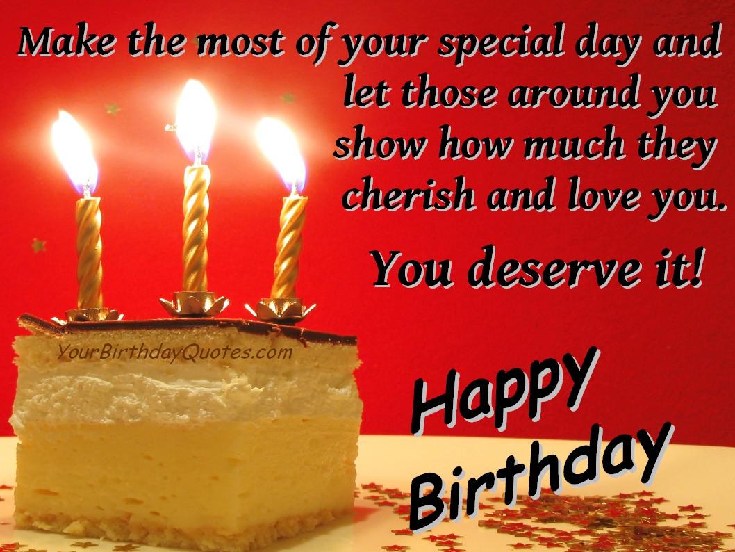 Birthday quotes birthday birthday quotes kristyandbryce Image collections