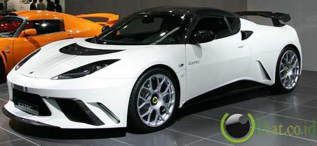 Lotus Evora S - Rp17 juta