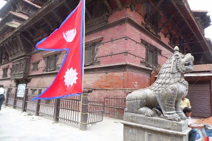 Katmandu Durbar meydanı